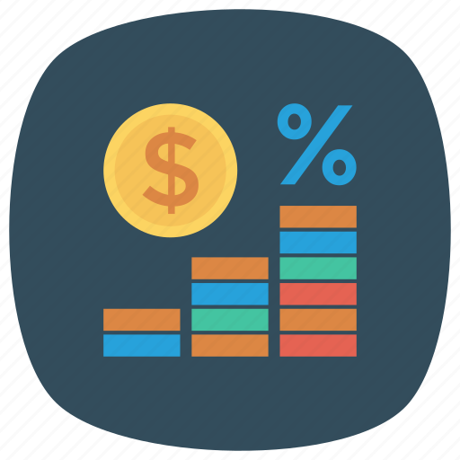 Business, cash, currency, finance, money, percentage icon - Download on Iconfinder