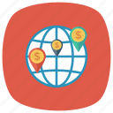 map, worldmap, pin, globalbusiness, marker, navigation, gps