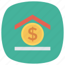 cash, finance, money, onlinepayment, payment, security icon