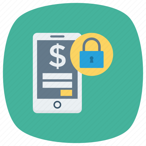lock, phone, protection, security, smartphone, user icon
