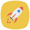 launch, open, rocket, space, spaceship, startup