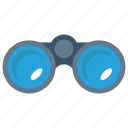 binocular, find, search, spyglass, telescope, view, vision icon