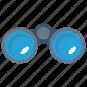 binocular, find, search, spyglass, telescope, view, vision