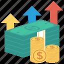 business, chart, finance, money, payment