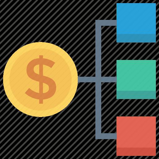 cash, currency, dollar, finance, money, network, socialnetworkmoney icon
