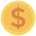 cash, coin, coinn, currency, finance, goldcoins, money icon