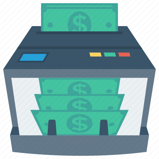counter, currency, dollar, finance, money, payment, supermarket icon