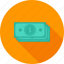 bill, cash, dollar, loan, money, pay, wage icon