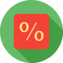 financial, finance, business, portion, part, fraction, percentage icon
