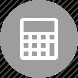 accounts, calculate, calculation, calculator, finance, find, mathematics icon