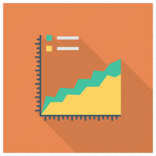 analytics, business, chart, graph, linegraph, piechart, statistics icon