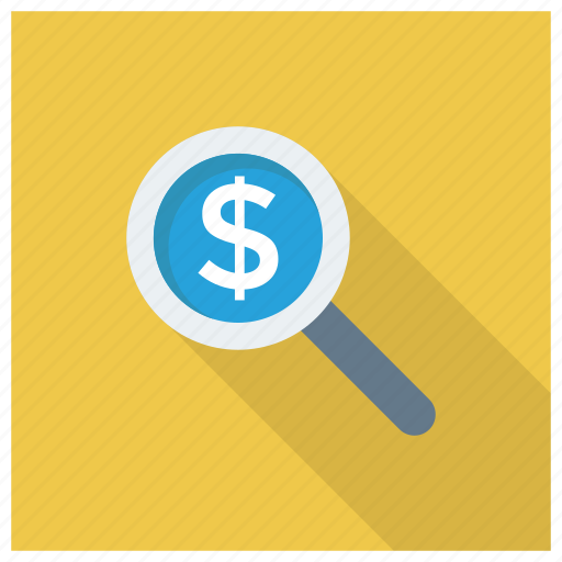 Currency, dollar, finance, find, money icon - Download on Iconfinder