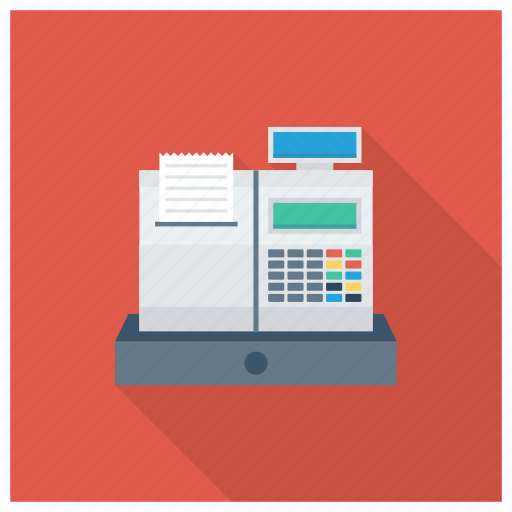 billingmachine, cashregister, detectionsystem, equipment, robotic icon