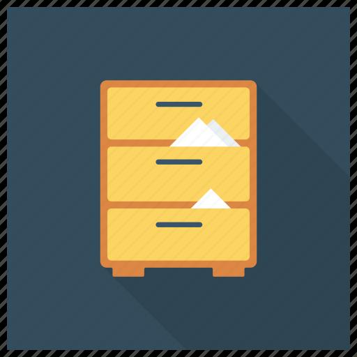 archive, archivefolder, document, file, files, filingcabinet, folder icon