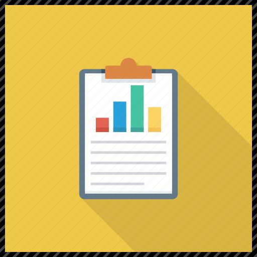annualreport, businessreport, chart, finance, graph, money, report icon