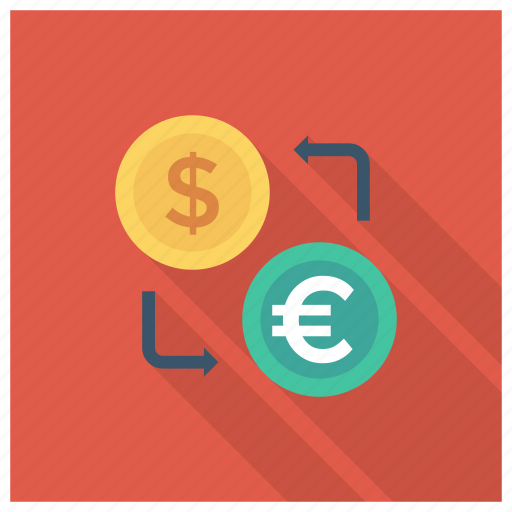 currency, dollar, exchange, finance, money, moneyexchange, trade icon