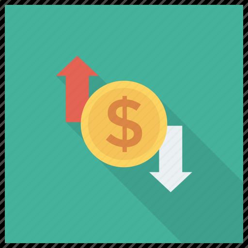 card, cash, credit, finance, input, money, output icon