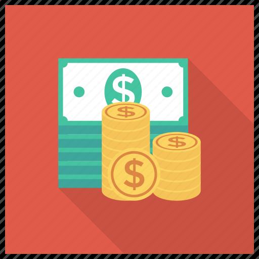 Cash, currency, dollar, finance, losechange, money icon - Download on Iconfinder