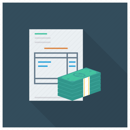 Currency, dollar, finance, invoice, money, payment, receipt icon - Download on Iconfinder