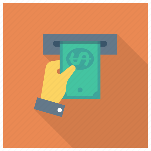 Atm, atmmoney, currency, dollar, finance, money, payment icon - Download on Iconfinder