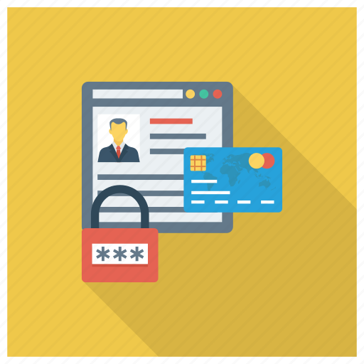 lock, money, onlinepayment, payonline, protection, securepayment, shopping icon