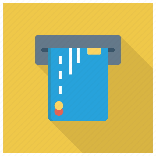 Atm, atmmachine, casino, creditcard, debitcard, money, payment icon - Download on Iconfinder