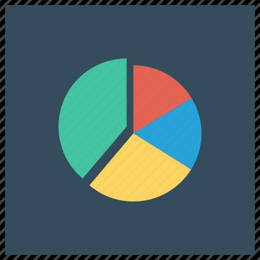 analytics, business, graph, infographics, piechart, statistics icon