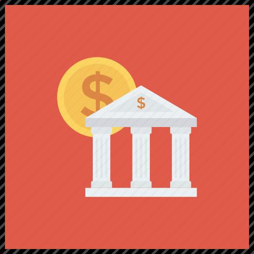 bank, banker, banking, bankvault, business, finance, money icon
