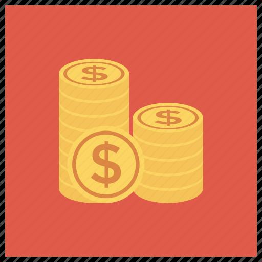 cash, currency, dollar, dollarcoins, finance, money, usdollarcoin icon