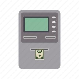 cash withdraw, cash withdrawal, cashout icon