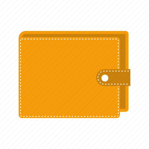 diary, money, wallet icon