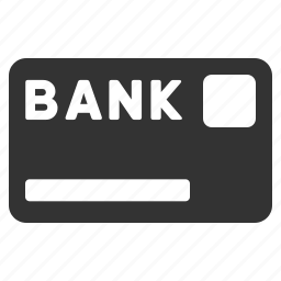 bank card, banking, credit, finance, payment, plastic, shopping icon