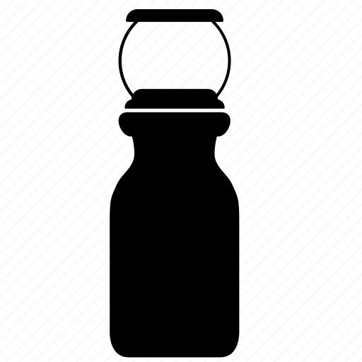 can, jar, water, watering icon