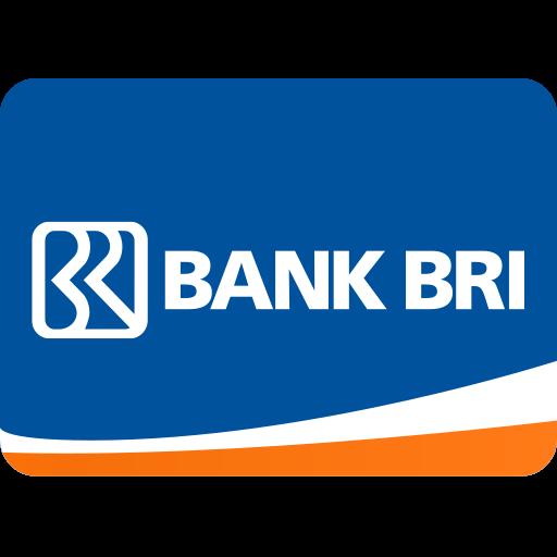 bank, bri, indonesia, indonesian, rakyat icon