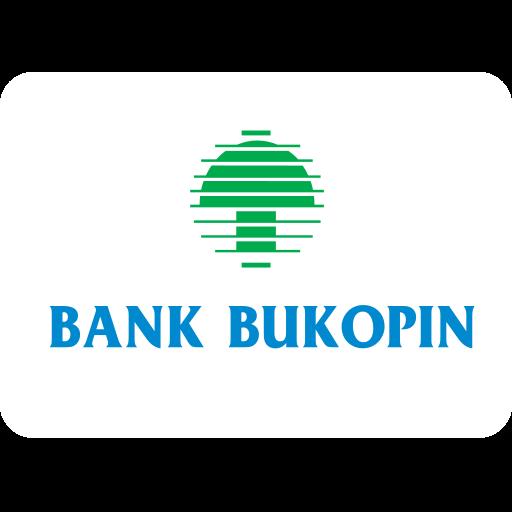 bank, bukopin, indonesian, syariah icon