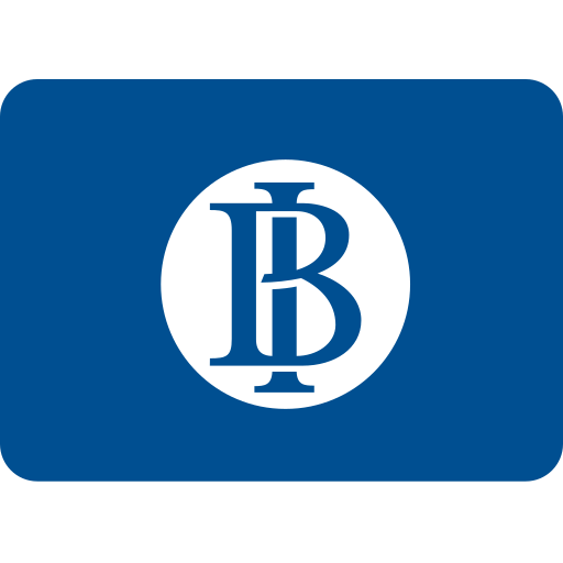 bank, bi, indonesia, indonesian icon