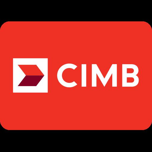 bank, bankers, cimb, commerce, indonesian, international, merchant icon