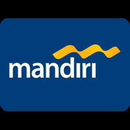 bank, indonesia, mandiri icon