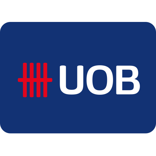 bank, indonesia, overseas, united, uob icon