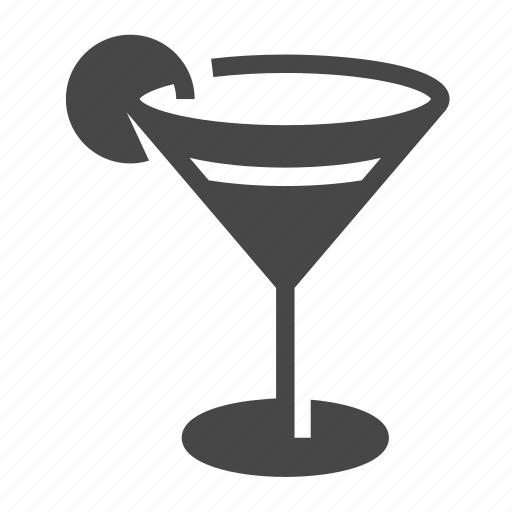 alcohole, cocktail, glass, martini icon