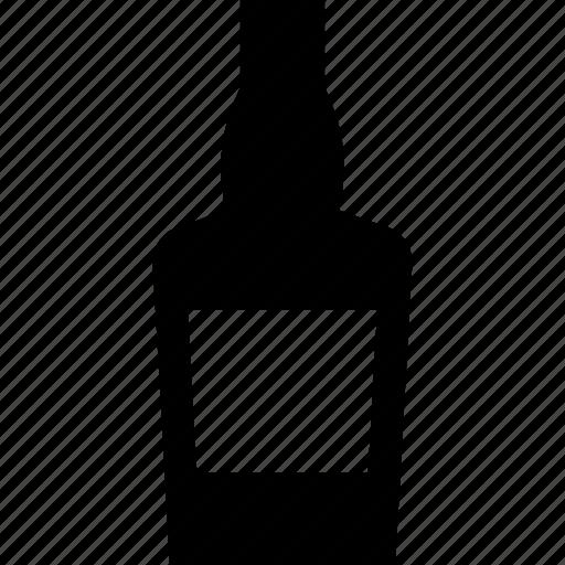 bottle, bourbon, scotch, whiskey icon