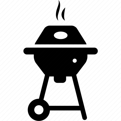 backyard, barbecue, cooking, grill, outdoor grill, picnic, smoke icon