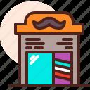 barbershop, beard, haircut, hairdress, hipster icon