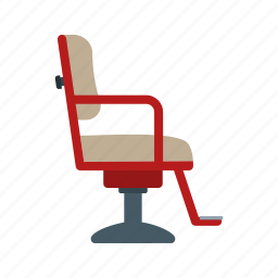 barber, beauty, chair, hair, hairdresser, salon, seat icon