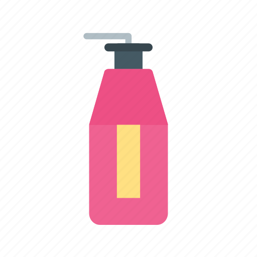 bath, bottle, clean, cleaner, hair, spray icon