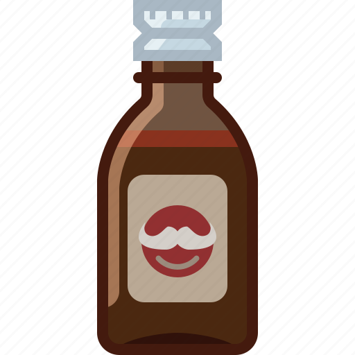 aftershave, barber, bottle, oil, shaving, water, yumminky icon
