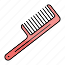 comb, hair, grooming, barber, hairstyle