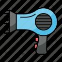 hair blower, hair dryer, blower, hair drying, drier