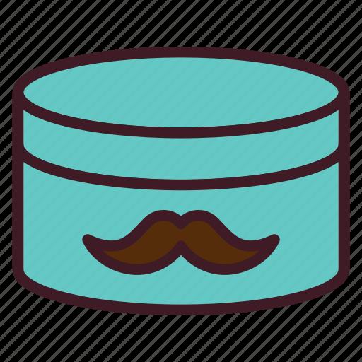 Barbershop, handlebar moustache, moustache, moustache product, mustache, mustache cream icon - Download on Iconfinder
