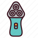 barbershop, electric shaver, haircut, hairstyle, shaver, trimmer icon